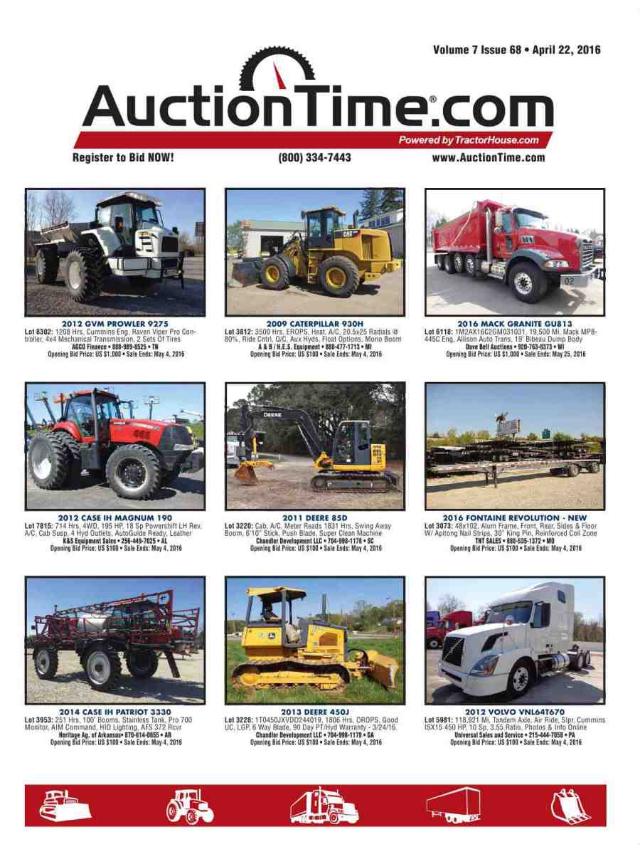 Auctiontime
