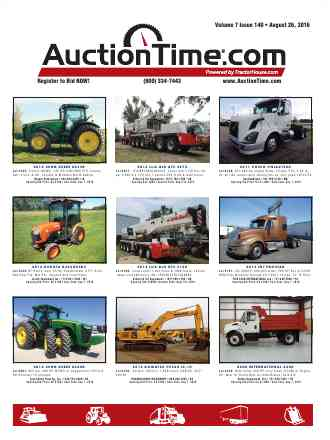AuctionTime Cover